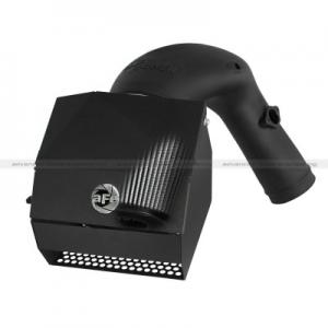 Magnum FORCE PRO DRY S Stage-2 Intake System; Dodge RAM Dsl Trucks 13-14 L6-6.7L (td) w/ Cover