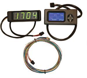 TS Performance MPD Monitor w/HUD