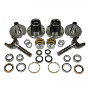 Dynatrac 2012+ Dodge 2500/3500 Free Spin Hub kit with Warn hubs