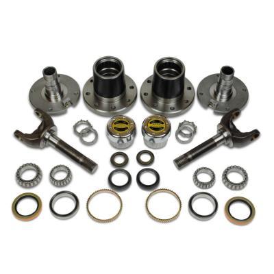 Dynatrac Free-Spin HDHC Dodge Stage I - '00-'08 2500/3500 w/ABS & Dynalocs
