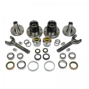 Dynatrac Free-Spin Hub Kit 05-15 Ford with Dynaloc Hubs