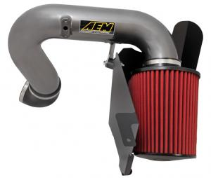 AEM 03-07 5.9 Brute Force HD Air Intake Silver Powdercoat