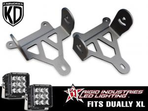 KD Fabworks 08-10 F250/350 Rigid Dually XL Brackets (TR-0020)