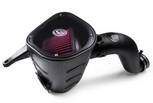 S&B 2013-2015 Ram 2500 / 3500 L6-6.7L Cummins Cold Air Intake Kit(Cotton Filter) (75-5068)