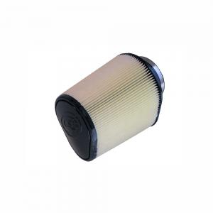 S&B Replacement Filter for S&B Cold Air Intake Kit, Dry Disposable (KF-1050D)