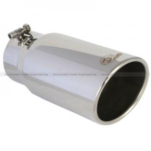 AFE 4X5X12 Polished Angle Exhaust Tip