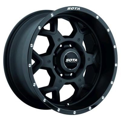 SOTA Offroad S.K.U.L. Wheels