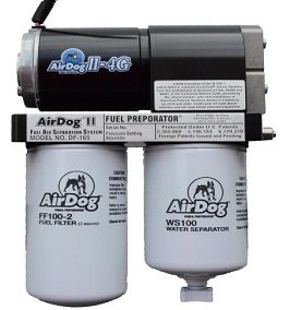 Airdog II 4G QC Demand Flow With Adjustable Regulator (A6SAB)