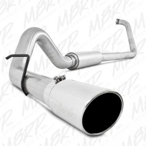 MBRP 03-07 4 inch Turbo Back Pro Series (S6212AL)