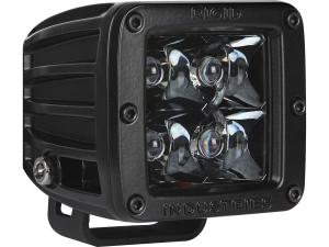 Rigid Industries Dually LED Light Midnight Edition (20121BLK)