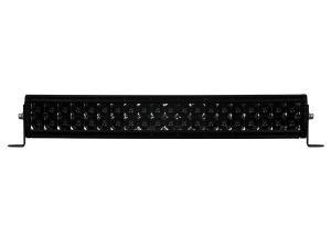 Rigid 20 E-Series LED Light Bar Midnight Edition (120212BLK)