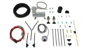 Air Lift Dual Path On-Board Air Compressor System with Heavy Duty Compressor (25856)