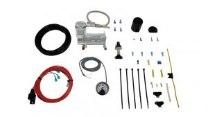 Air Lift Single Path On-Board Air Compressor System with Heavy Duty Compressor (25854)