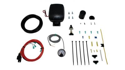 Air Lift Single Path On-Board Air Compressor System with Standard Duty Compressor (25850)