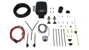Air Lift Dual Path On-Board Air Compressor System with Standard Duty Compressor (25852)