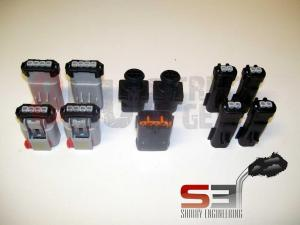 Shibby Engineering XRT/BlackMaxx Plug Set (07.5-09)