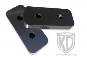 KD Fabworks 11-16 F250/350 3/4'' Front Bumper Spacer (TR-FSPACER)