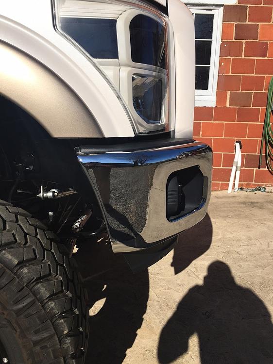 Front Bumper Repair >> KD Fabworks 05-07 F250/350 Rigid Dually XL Brackets