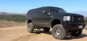 Carli 99-06 Ford Excursion 4.5 Performance 2.5 Suspension System (CS-FEXP25)