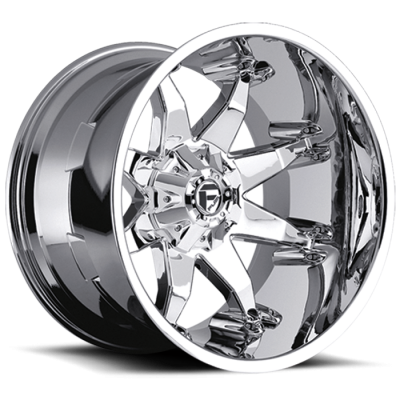 Fuel Wheels Octane Chrome (D508)