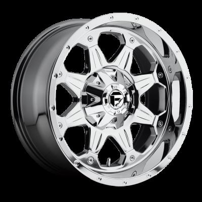 Fuel Wheels Boost Chrome (D533)