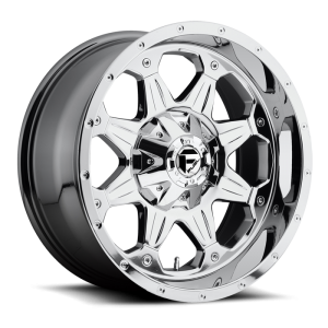 Fuel Wheels Boost Chrome (D533)