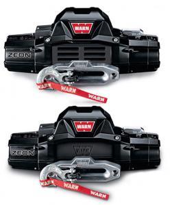 Warn ZEON® Winch Rope Cover (WRN-ZWRC)