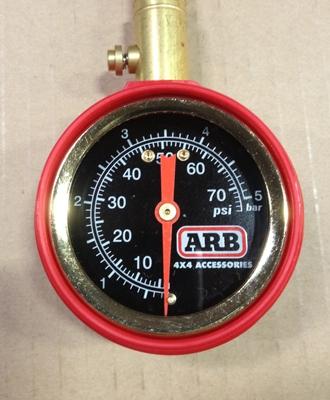 ARB Small Dial Tire Gauge (ARB506)