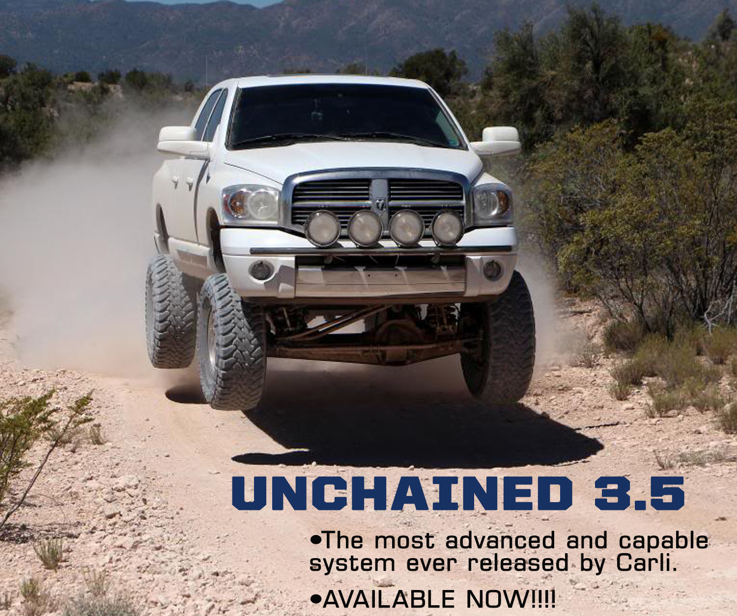 Carli Unchained 3 5 System