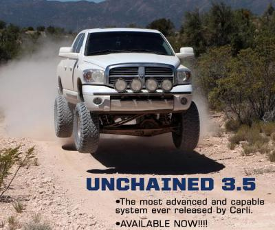 Carli Unchained 3.5 System