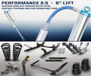 Carli 6 Dodge Performance 2.5 Radius Arm System