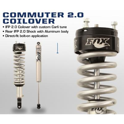 Carli Suspension 2013+ Dodge Ram 1500 EcoDiesel Commuter 2.0 System (CS-RAM15C20)