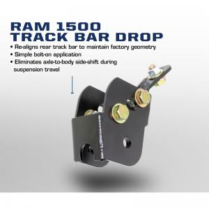Carli Ram 1500 Rear Track Bar Drop Bracket (CS-RAM15PRBDROP)