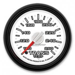 Autometer Factory Match 100-260 Trans Temp Gauge