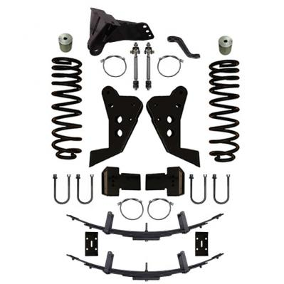Pure Performance Ford 6.0 Inch Triple Threat System