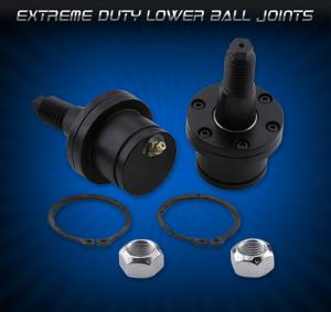Carli Extreme Duty Lower Ball Joints