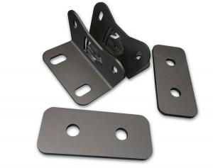 KD Fabworks 11-16 F250/350 DUAL curved 40 Light Bar Brackets (TR-0022)