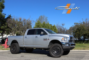 Carli Dodge Leveling Kit 2014+ 2500 Diesel (CS-DLEVEL-14-D)