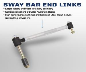 Carli Ford Excursion Sway Bar End Links (CS-FEL-99)