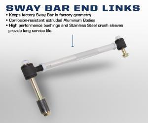 Carli Ford Excursion Sway Bar End Links (CS-FEL-99)