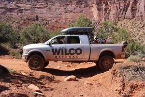 Wilco Offroad ADV Rack System (ADV27889)