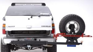Wilco Offroad Hitchgate™ Hi-Lift Jack Mount Kit (HL60000)