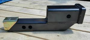 Wilco Offroad Wobble Free Hitch Extension (HE31973)