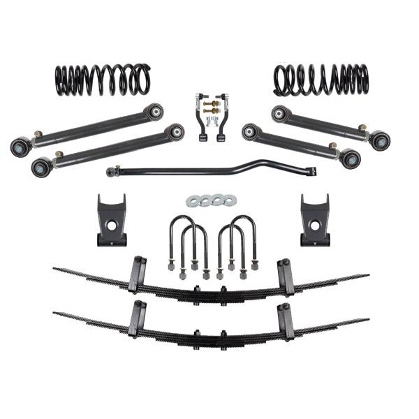 Carli Dominator 3 0 Lift Kit For 03 09 Dodge Ram 2500 3500: Synergy 03-12 Dodge 3'' Pre-Run Suspension System