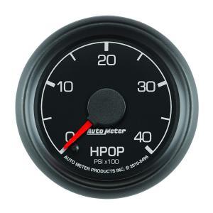 Autometer 2-1/16 HPOP Pressure, 0-4K PSI, Ford Factory Match (AUT8496)