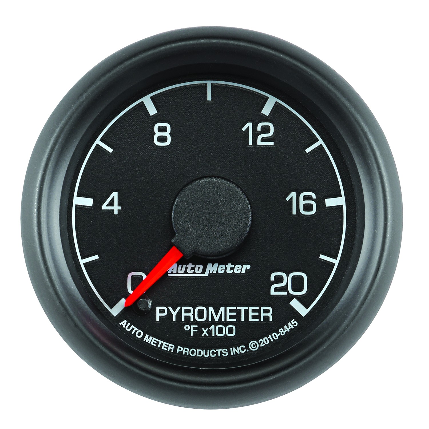 Autometer 2-1/16'' Pyrometer, 0-2000°F Ford Factory Match