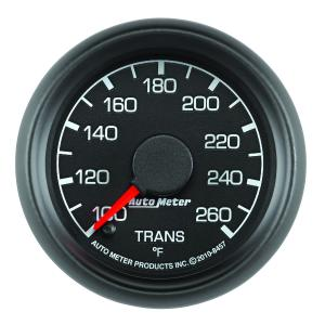 Autometer 2-1/16 Transmission Temp 100-260°F Ford Factory Match (AUT8457)
