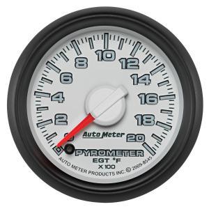 Autometer 2-1/16'' Pyrometer, 0-2000 °F, Gen 3 Dodge Factory Match (AUT8545)