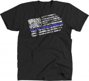 8LUG Blue Lives Matter Shirt