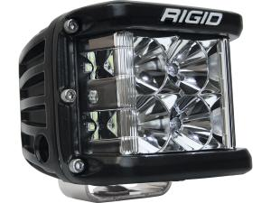 Rigid Industries D-SS Black Finish Single LED Light (26111)